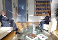 Visite de Xavier Michel, chef de la mission de l'OIF auprès de l'UE, à la CE