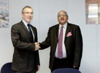Visit of Mohamed Zahabi Ould Sidi, Malian Minister for Foreign Affairs and International Cooperation, to the EC
