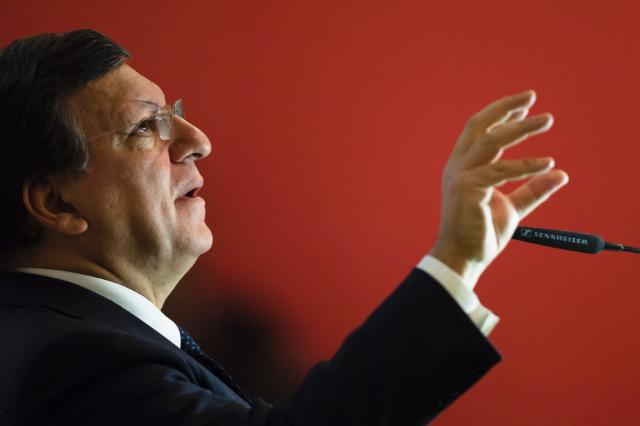 Participation of José Manuel Barroso, President of the EC, in the Churchill's Europe Symposium 2013