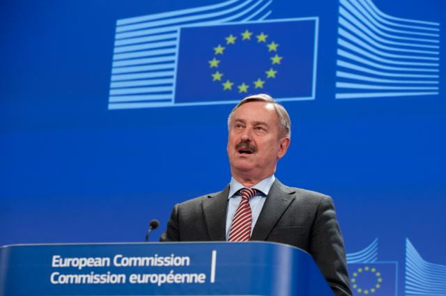 Press conference by Siim Kallas, Vice-President of the EC, on the adoption of 'Shift2Rail'