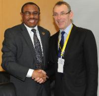 Participation of Andris Piebalgs, Member of the EC, at the 22nd AU Summit, in Addis-Abeba, 24-31/012014