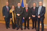Visit of a delegation from the American Jewish Committee to the EC