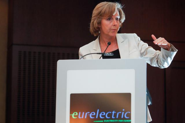 Participation of Connie Hedegaard, Member of the EC, at the Eurelectric Conference on the EC proposals for 2030