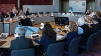 Visit of a group of Digital Champions to the EC