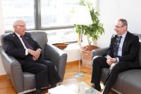 Visit of Sartaj Aziz, Pakistani National Security and Foreign Affairs Adviser, to the EC