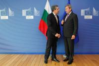 Visit of Rosen Plevneliev, President of Bulgaria, to the EC