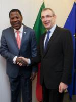 Visit of Boni Yayi, President of Benin, to the EC