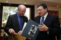 Visit of José Manuel Barroso, President of the EC, to Israel