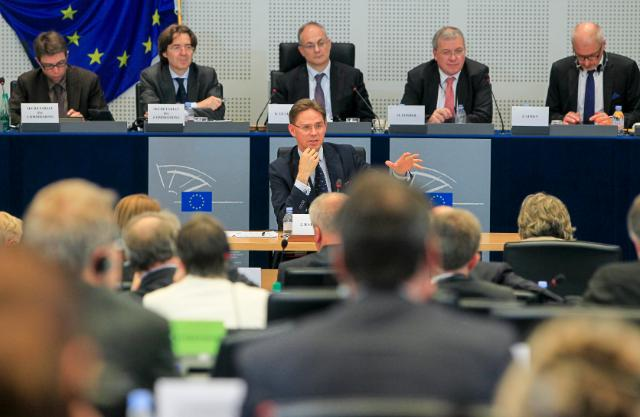 Hearing of Jyrki Katainen, Member designate of the EC, at the EP