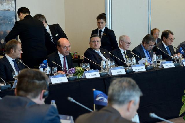 """Illustration of """"EPP Summit"""""""