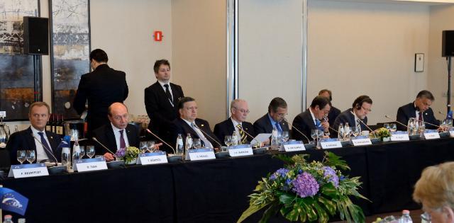 EPP Summit, 30/08/2014