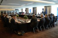 General view of the meeting