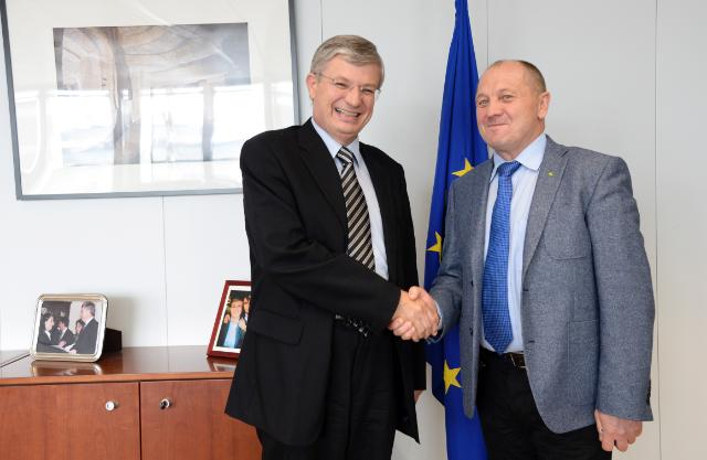 Visit of Marek Sawicki, Polish Minister for Agriculture and Rural Development, to the EC