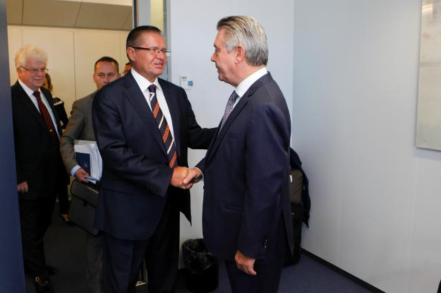 Visit of Alexey Ulyukaev, Russian Minister for Economic Development, to the EC