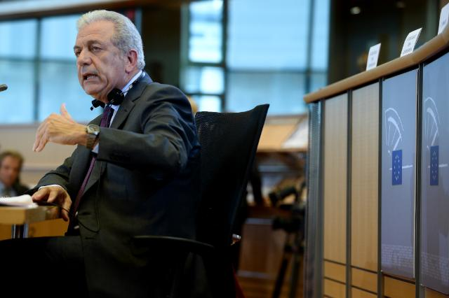 Hearing of Dimitris Avramopoulos, Member designate of the EC, at the EP