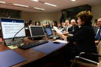 Participation of Neelie Kroes, Vice-President of the EC, in the eIDAS Regulation launching event