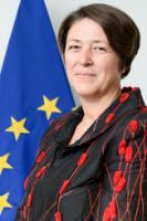 Violeta Bulc, membre désignée de la CE chargée des Transports et de l'Espace - Slovénie