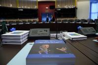 The book by José Manuel Barroso: