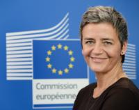 Margrethe Vestager, Member of the EC in charge of Competition - Denmark