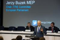 """Illustration of """"Participation of Maroš Šefčovič, Vice-President of the EC, and Miguel Arias Cañete, Member of the EC, in..."""