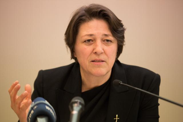 Participation de Violeta Bulc, membre de la CE, à l'évènement 'Rencontre avec la nouvelle commissaire chargée des Transports'