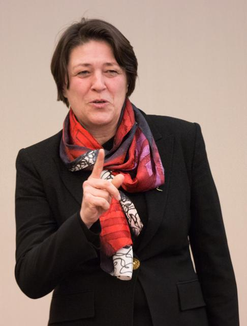 Participation of Violeta Bulc, Member of the EC, at the 'Meet the new Transport Commissioner' event