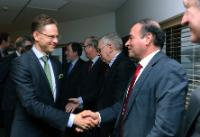 """Illustration of """"Citizens' Dialogue in Bilbao with Jyrki Katainen"""""""