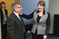 Visit of Helen Clark, Administrator of the UNDP, to the EC