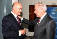 Visite de Dimitris Avramopoulos, membre de la CE, au Maroc