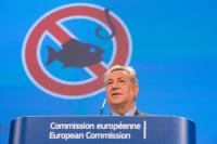 Press conference by Karmenu Vella, Member of the EC, on putting Thailand on formal notice for not taking sufficient measures in the international fight against illegal fishing