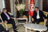 Visit of Johannes Hahn, Member of the EC, to Tunisia