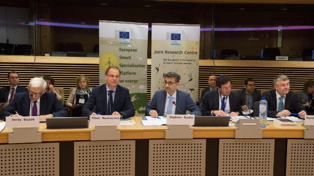 Participation of Tibor Navracsics at the launch event of the European Smart Specialisation Platform on Energy
