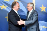 Visit of Reiner Haseloff, Minister-President of the Land of Saxony-Anhalt, to the EC