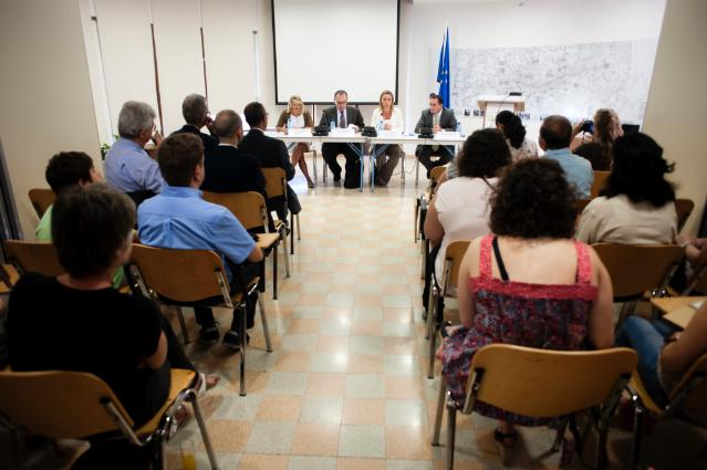 Visit of Federica Mogherini, Vice-President of the EC, to Cyprus