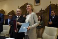 Visit of Federica Mogherini, Vice-President of the EC, to Algeria