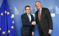Visit of Paul Polman, CEO of Unilever, to the EC