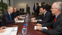 Visit of Maurizio Martina, Italian Minister for Agriculture, Food and Forestry, to the EC