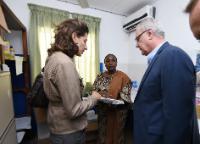 Visit by Neven Mimica, Member of the EC, to Côte d'Ivoire