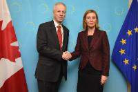 Visit of Stéphane Dion, Canadian Minister for Foreign Affairs, to the EC