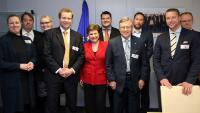 Visit of members of the Committee on Foreign Affairs of the Finnish Parliament to the EC