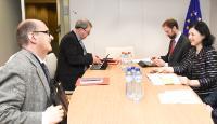 Visit of Members of Members of the Criminal Justice Platform Europe to the EC