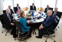 Visite de Federica Mogherini, vice-présidente de la CE, au Japon