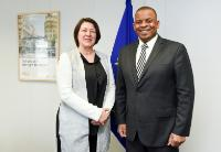 Visit of Anthony Foxx, US Secretary of Transportation, to the EC
