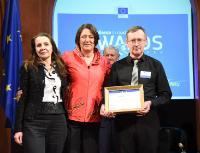 Participation de Violeta Bulc, membre de la CE, à la cérémonie de remise des prix d'excellence de la sécurité routière 2016