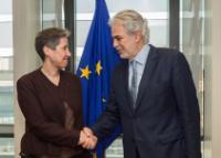 Visit of Marta Ruedas, UN Resident and Humanitarian Coordinator for Sudan, to the EC