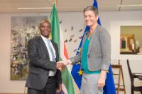 Signing of Memorandum of Understanding on cooperation between South Africa and the EC