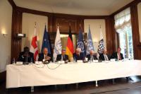 Visit of Dimitris Avramopoulos, Member of the EC, to Berlin