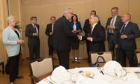 Working lunch between Members of the European Court of Auditors and Members of the EC
