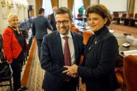 Visit by Carlos Moedas, Member of the EC, to Romania