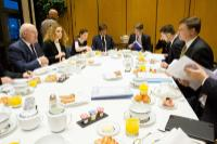 Visit of Valdis Dombrovskis, Vice-President of the EC, to France